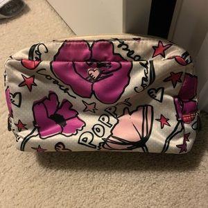 EUC Authentic Coach Poppy Makeup Bag